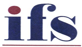 IFS Traditional Logo