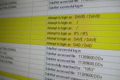 OdinSQL Audit Logs